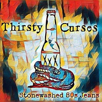 Stonewashed 80s Jeans