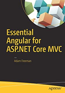 Essential Angular for ASP.NET Core MVC