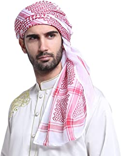 Best muslim scarf male Reviews