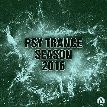Psy Trance Season 2016