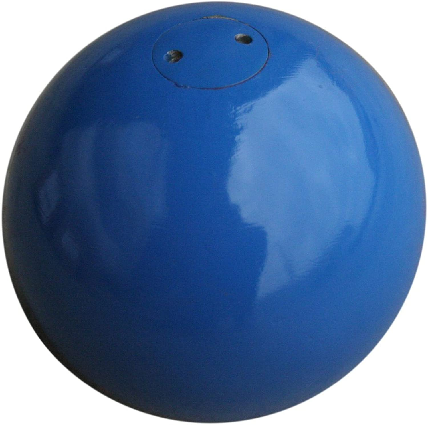 Amber Athletic Gear IS-6 Economy Turned Iron Shot Put 6 kg, 青