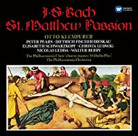 Bach: St. Matthew Passion (3cd (2008-01-13)