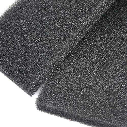 "Aquapapa Bio Sponge Filter Cut-to-Fit Pad for Aquarium Fish Tank Koi Sump Reef 25""x 4.75""x 0.75"""
