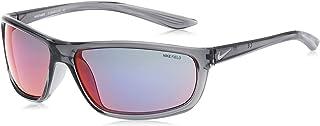 نظارات شمسية للرجال من نايك لون بني 64 ملم رابيد اي CW4679