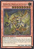 Yu-Gi-Oh! - Hieratic Dragon of Sutekh (GAOV-EN025) - Galactic Overlord - Unlimited Edition - Ultimate Rare