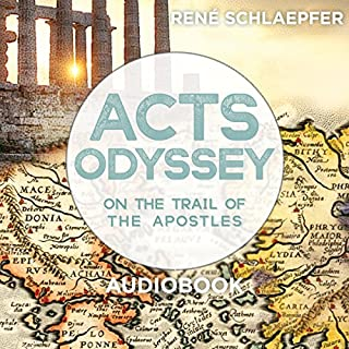 Acts Odyssey: On the Trail of the Apostles audiobook cover art