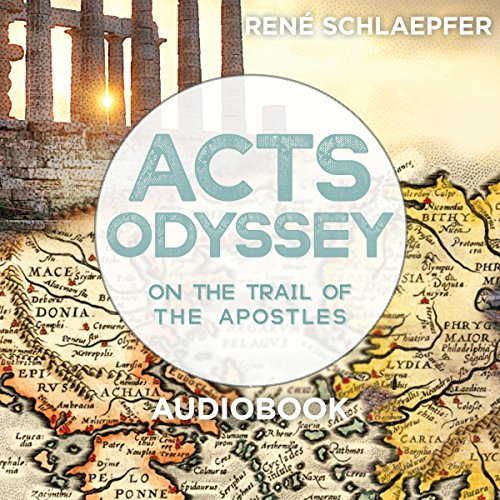 Acts Odyssey: On the Trail of the Apostles cover art