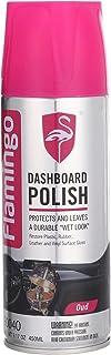 Flamingo Dashboard Polish Spray, 450 ml - Oud