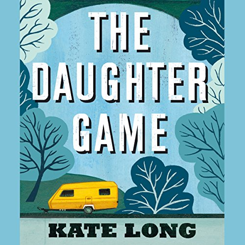 The Daughter Game audiobook cover art