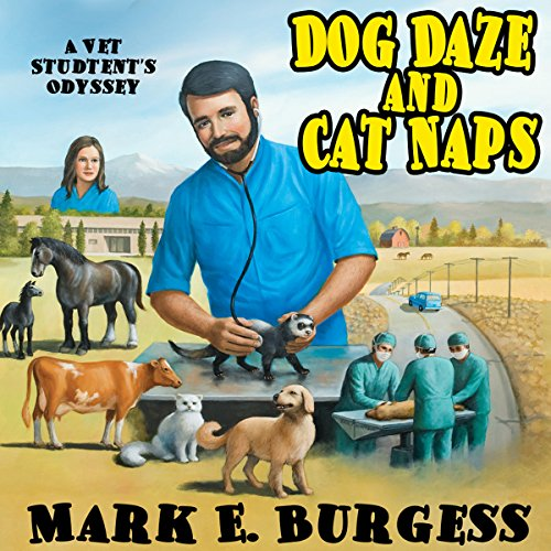 Dog Daze and Cat Naps audiobook cover art