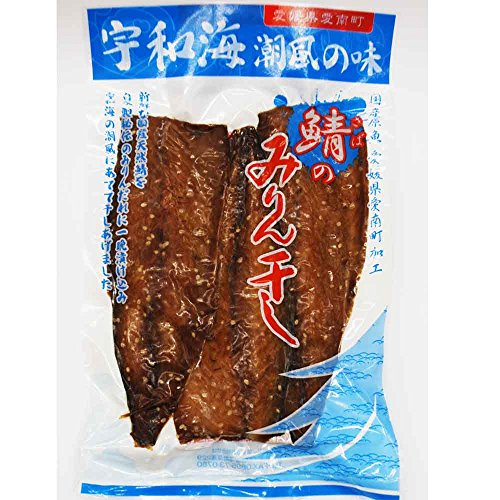 きくち水産 鯖 さばのみりん干し 2〜3枚入り(260g)