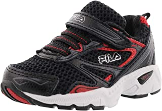 Fila Royalty Strap Running Boy's Shoes Size