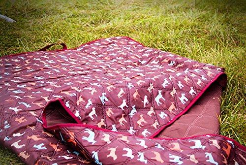 Outdoor Coco Couverture de Pique-Nique Lavable à la Machine Tissu d'Oxford épais et imperméable à l'eau (Taille : 150 * 120cm)