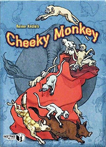 モンキービジネス(チーキーモンキー) (Monkey business) ボードゲーム
