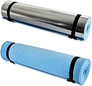ZAK168 - Esterilla de espuma aislante para acampada y yoga (