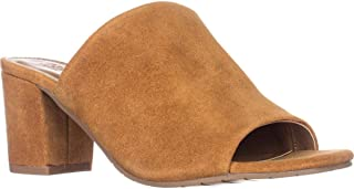 Womens Mass-TER-Mind 7 Suede Open Toe Mules