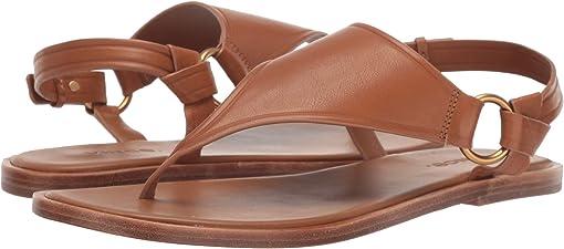 Hazelnut Lucca Leather