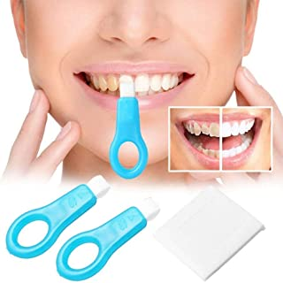 Teepao Teeth Whitening Kit, Professional Nano Teeth Cleaning Kit,12pcs Teeth Whitener System Tool Remove Smoke, Coffee Stain Chewing Area Pigments Cleaning Brown Yellow Tooth