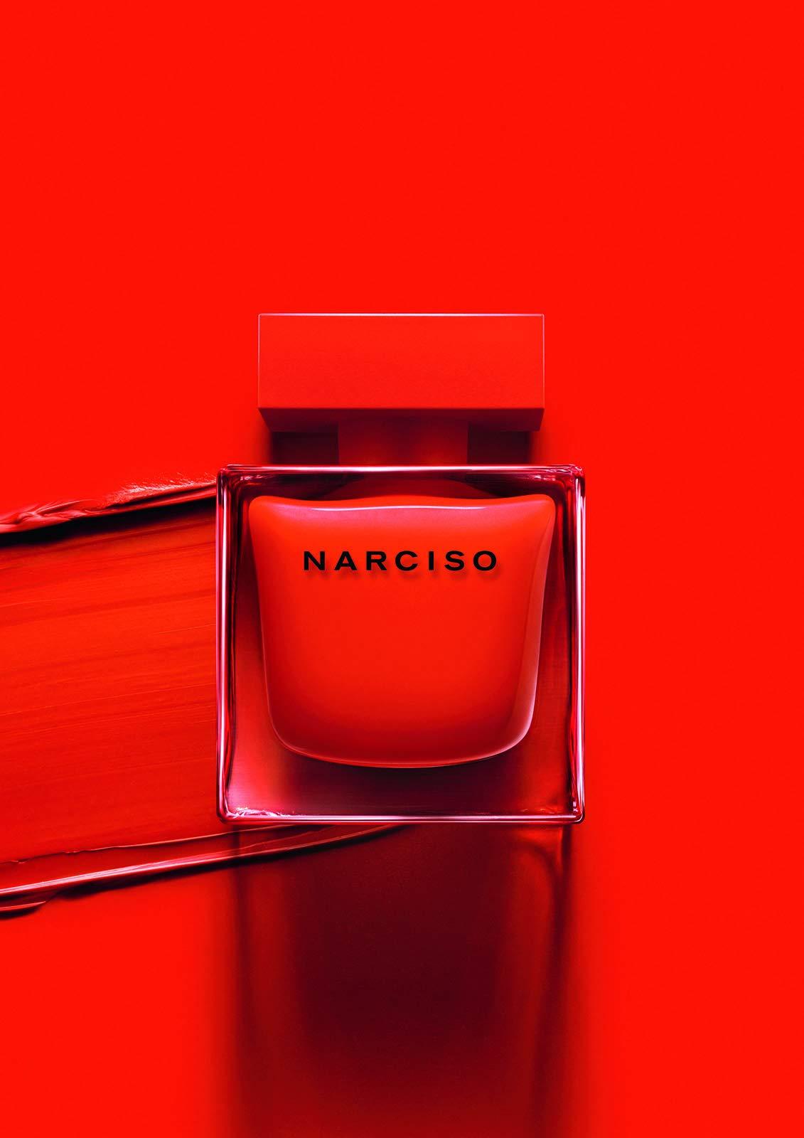 Narciso Rodriguez Rouge for Her 3.0 oz Eau de Parfum Spray