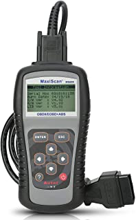 Autel MS609 Code Reader OBD2 Scanner Including Full OBDII Functions ABS Diagnostics(Upgraded Version of AL519)