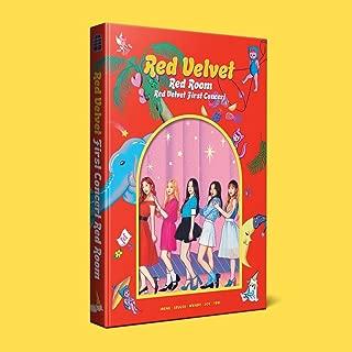 SM Entertainment RED VELVET - RED VELVET First Concert RED ROOM Photobook+Pet Bookmark+Free Gift