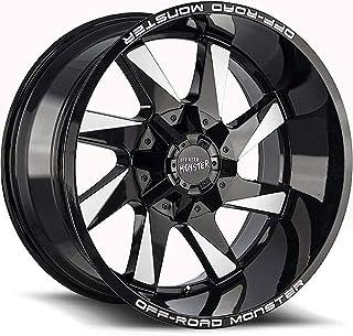 "F103 18x9.5 5x112 45 Brushed Silver Wheels(4) 18"" inch Rims lot (4 items per lot)"