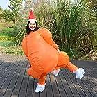愛の表現 インフレータブル七面鳥コスチューム漫画の歩行人形休日のパーティーの衣装、ハロウィンコスチューム John five