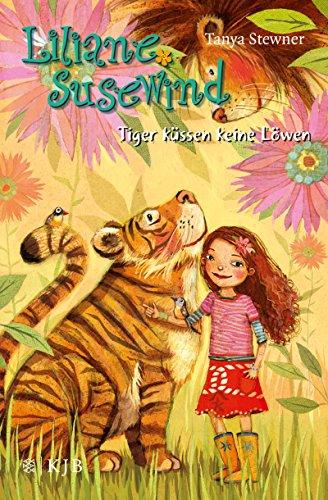 Liliane Susewind – Tiger küssen keine Löwen: Sonderausgabe mit Glitzer-Folie