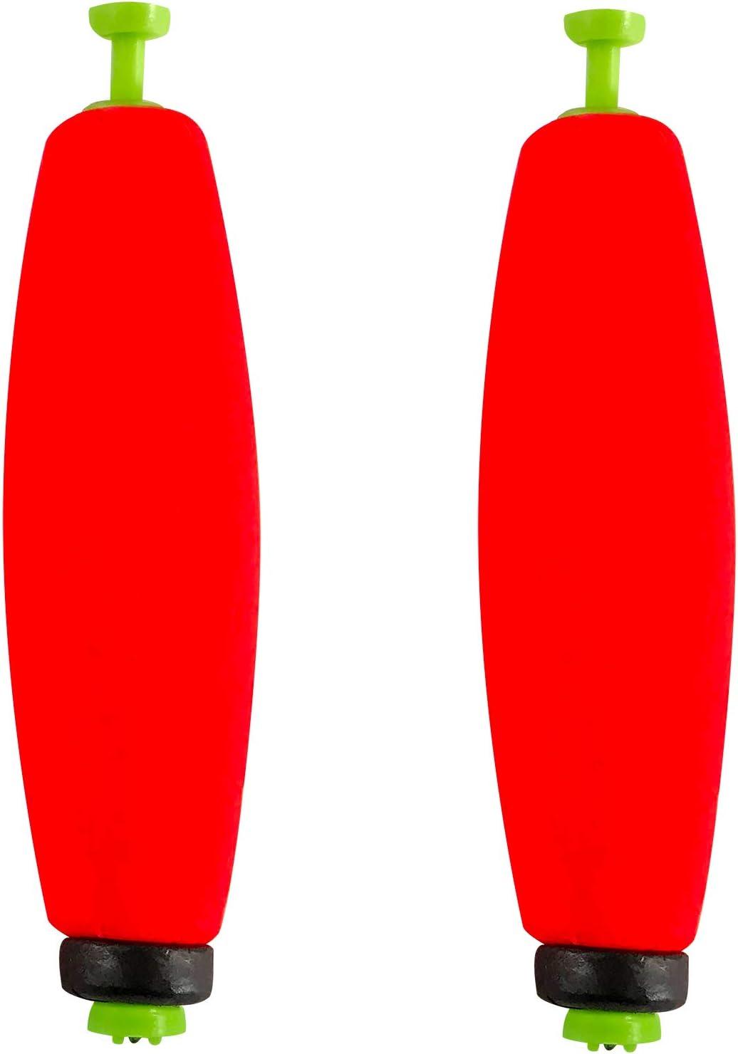 4 option Styrofoam 20 pcs Floating Lampshades Fishing Float EPS Styrofoam