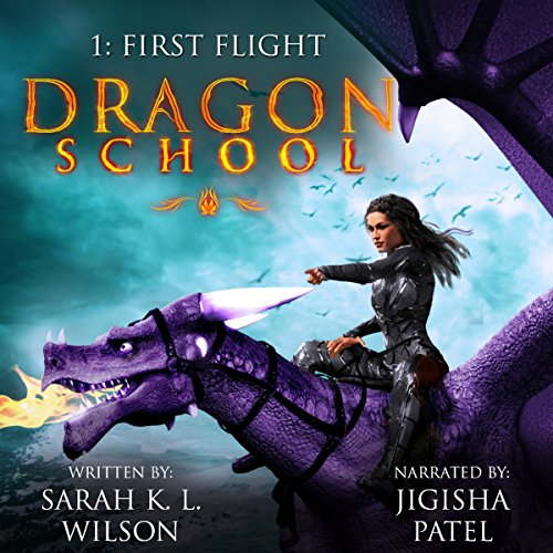Dragon School: First Flight (Volume 1) cover art