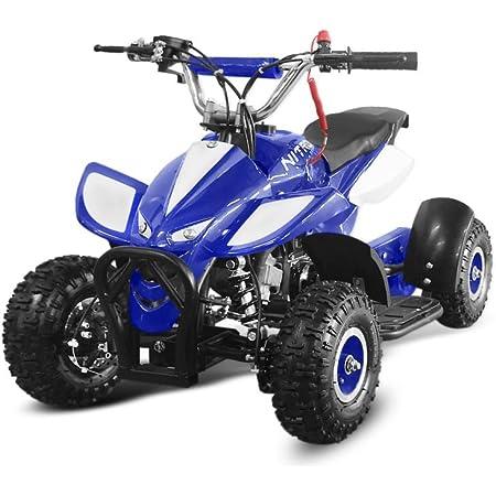 49cc Dragon 4 Ii Mini Quad Atv Bike Pocket Cross Midi Buggy Kinderquad Kinderfahrzeug Schwarz Sport Freizeit
