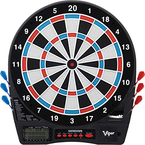 Viper Showdown Electronic Dartboard, Regulation Size For...