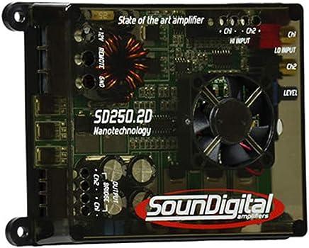 Amazon com: sound digital amp