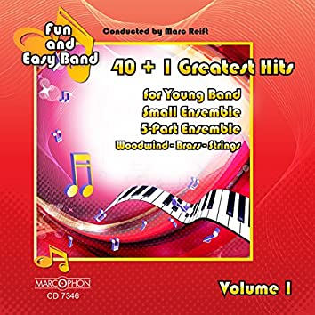 40 + 1 Greatest Hits for Young Band Volume 1