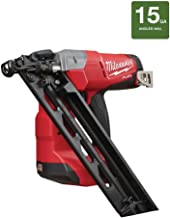 MILWAUKEE ELEC TOOL 2743-20 Milwaukee 15Ga Bare Nailer