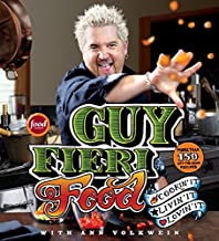 Guy Fieri Food: Cookin' It, Livin' It, Lovin' It