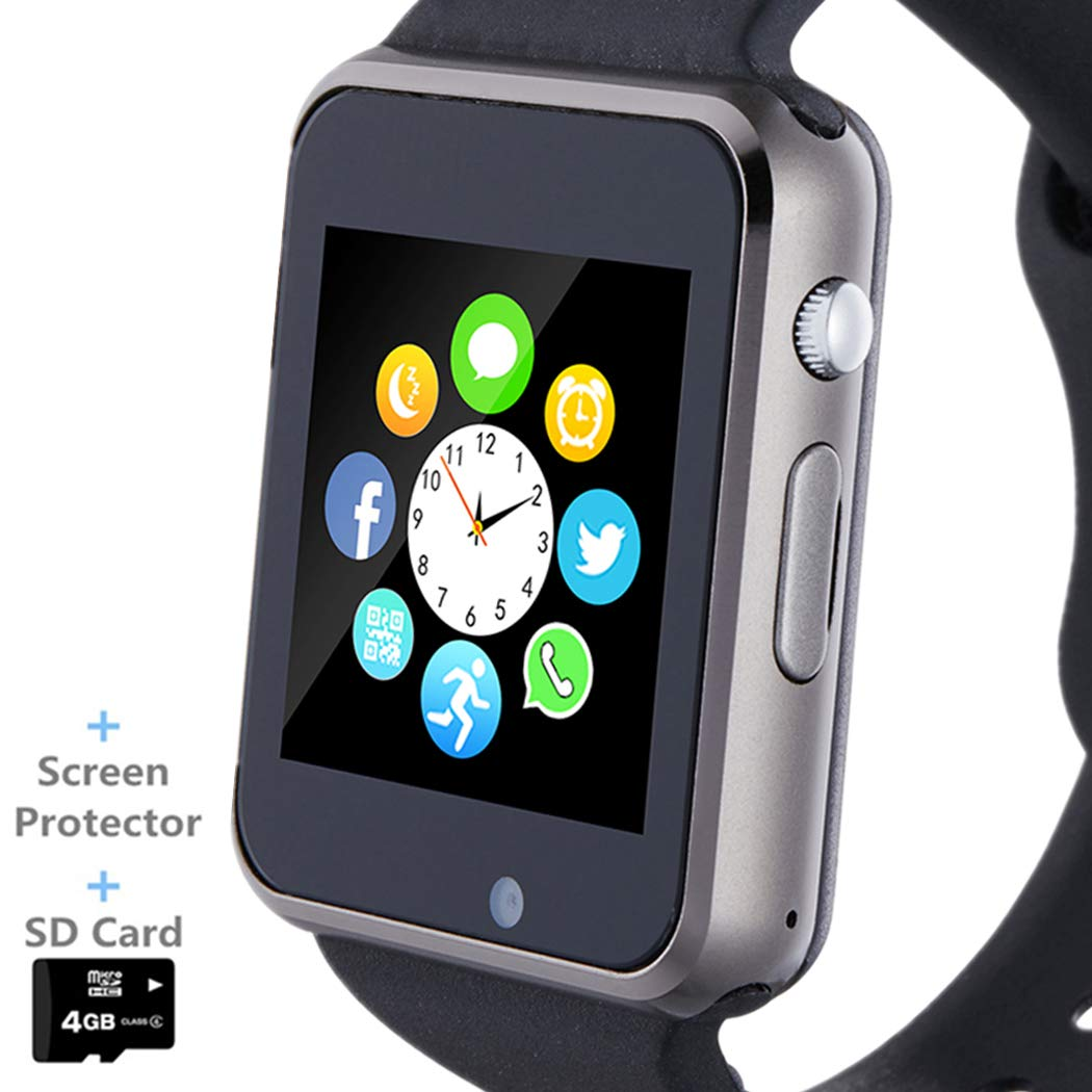 Smartwatch Pedometer Notification Compatible Samsung Huawei