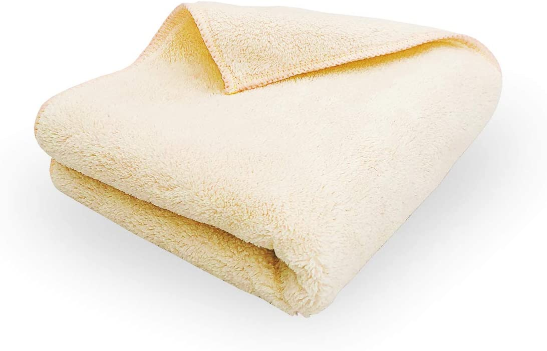 Xinrjojo Single Quick Dry Microfiber Hand Towel Travel Sports Fitness Yoga Towel for College-Gray