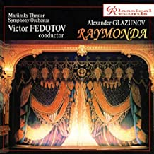 Raymonda Act III Variation IV