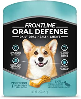frontline chews for dogs