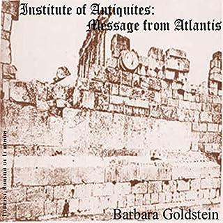 Institute of Antiquities audiobook cover art