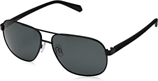 Polaroid Sunglasses Men's Pld2059s Polarized Square Sunglasses