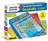 Juego de aprendizaje en geografía Preguntas y respuestas Educativo