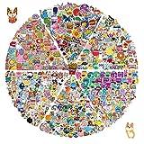 600pcs Mini Stickers Pack, Mixed Small...