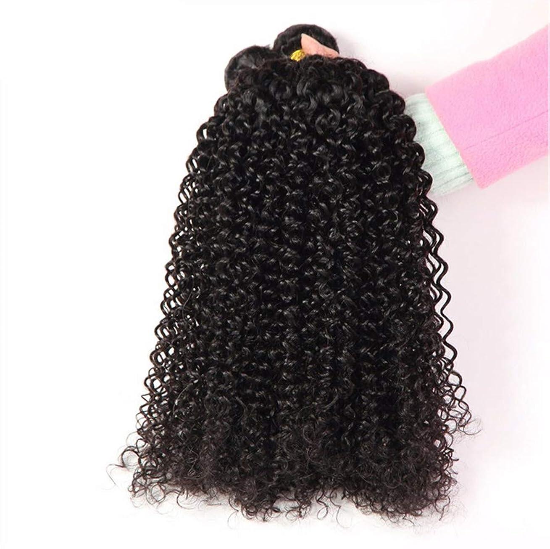 ソーセージうるさい産地女性130%密度髪織りブラジルディープウェーブ1バンドルRemyブラジルディープウェーブ