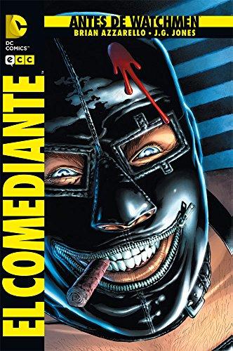 Antes de Watchmen: Comediante - 2ª ed.