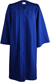 Unisex Matte Robes for Graduation Gown, Choir Robes, Pulpit Robe and Pastor