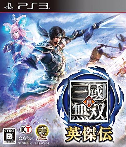 Shin Sangoku Musou Eiketsuden PS3 Import Japonais