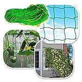 BenefitUSA Plant Support Net Trellis Netting for Climbing Plants...