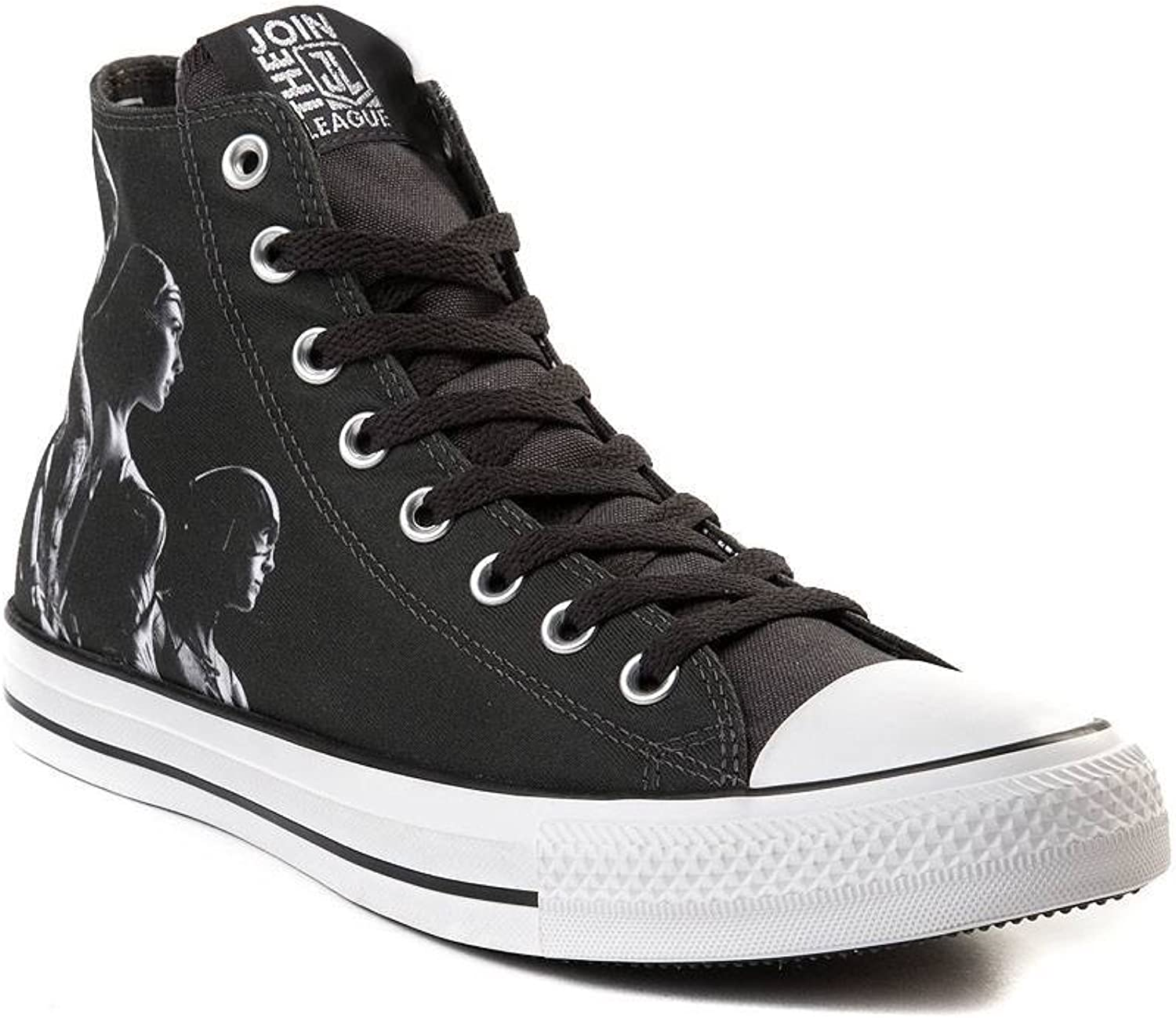 Converse Youth Chuck Taylor All Star Hi Canvas Trainers